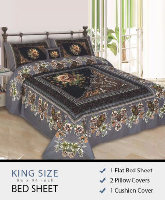 AB-122 bed sheet