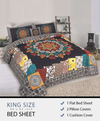 AB-154 bed sheet