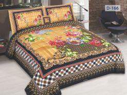 d-166 bed sheet