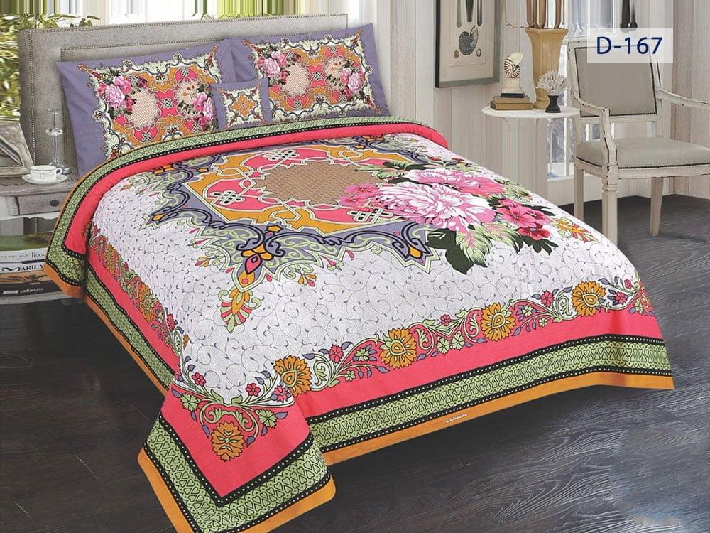 d-167 bed sheet