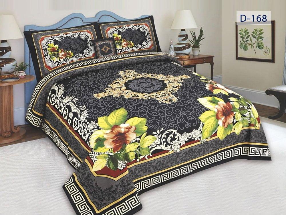 d-168 bed sheet