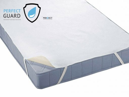 waterproof mattress protector flat sheet single