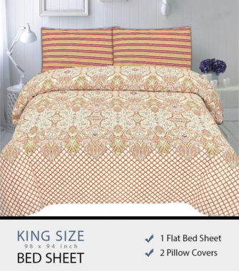 LC-265 Bed Sheet