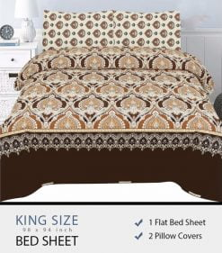 LC-267 Bed Sheet