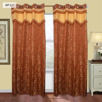 ap-c1 jacquard curtain