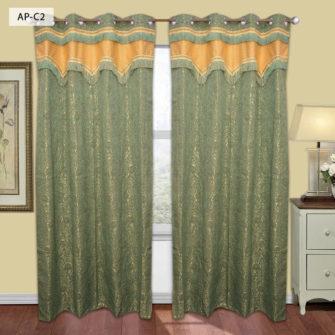 ap-c2 jacquard curtain