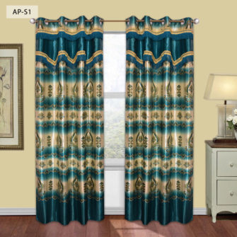 ap-s1 silk curtain