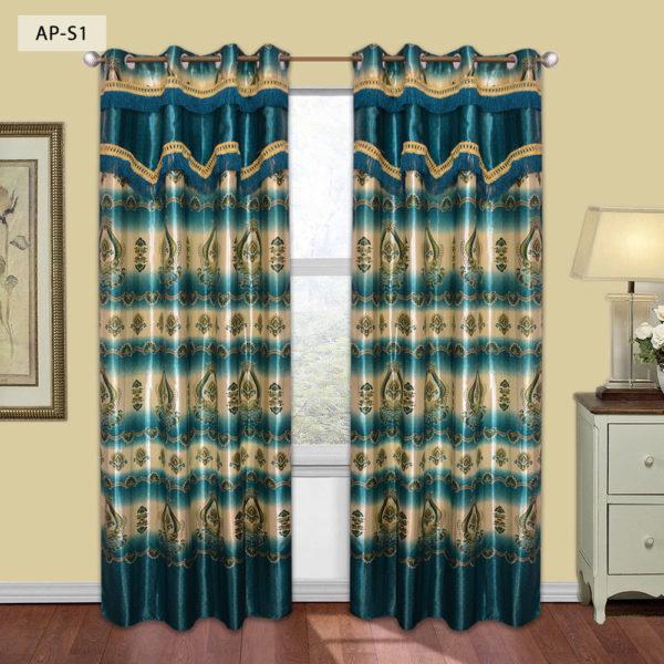 ap-s1 silk curtain