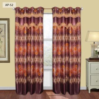 ap-s2 silk curtain