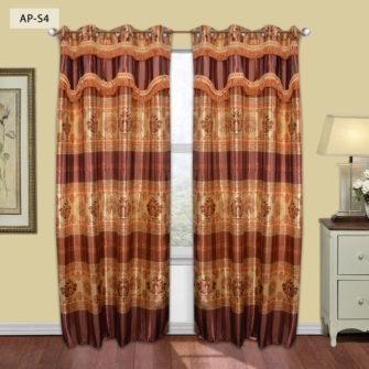 ap-s4 silk curtain