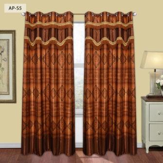 ap-s5 silk curtain
