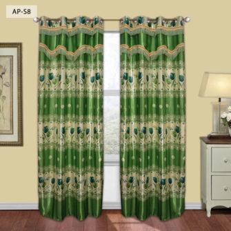 ap s8 silk curtain