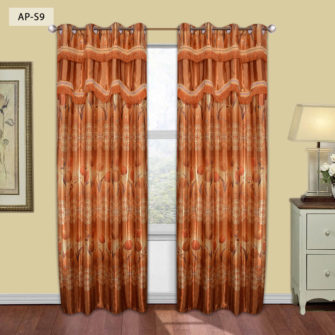 ap s9 silk curtain