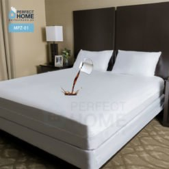 MPZ-01 Zippered Waterproof Mattress Protector