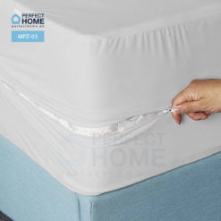 MPZ-03 Zippered Waterproof Mattress Protector1