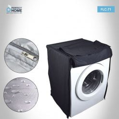 FLC-71 front loader washing machine cover
