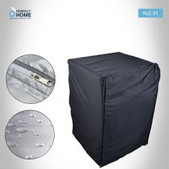 FLC-71 front loader washing machine cover closed