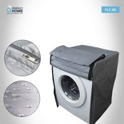 FLC-80 front loader washing machine cover