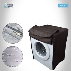 FLC-81 front loader washing machine cover