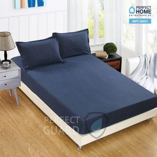 MPF-NAVY waterproof mattress protector