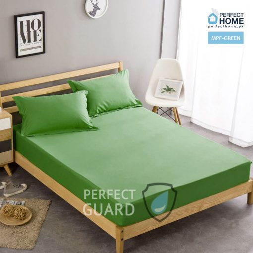 MPF-green waterproof mattress protector