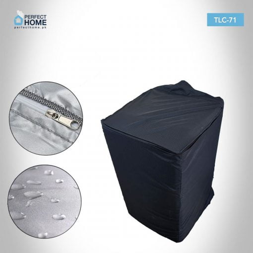 TLC-71 top load washing machine cover closed