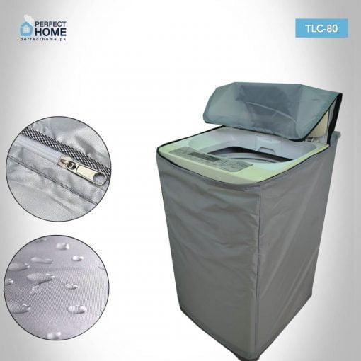 TLC-80 top load washing machine cover