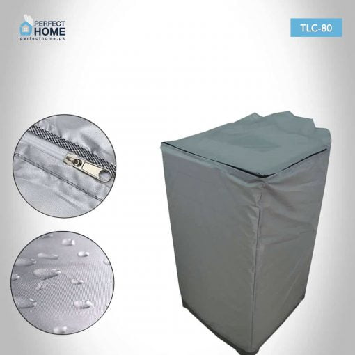 TLC-80 top load washing machine cover closed