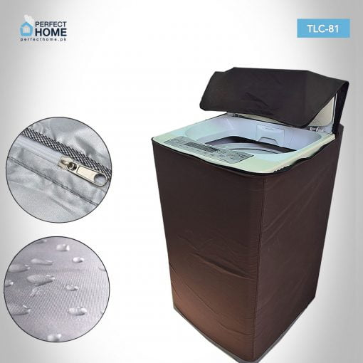 TLC-81 top load washing machine cover