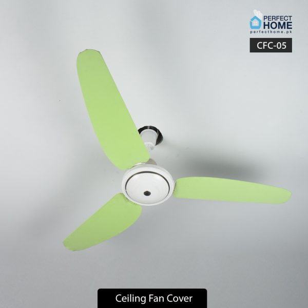 cfc-05 Green ceiling fan cover