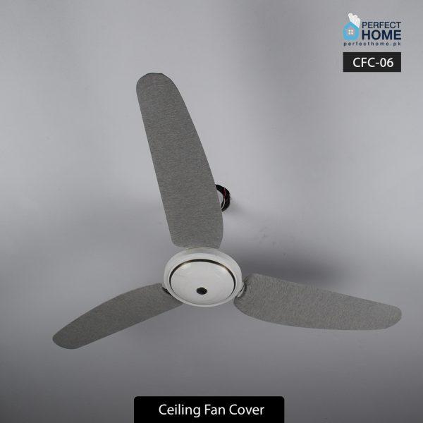 cfc-06 Grey ceiling fan cover