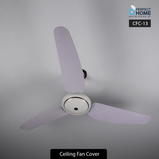 CFC 13 Light Purple Ceiling fan cover
