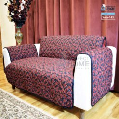 sofa-143 quilted sofa cover in pakistan