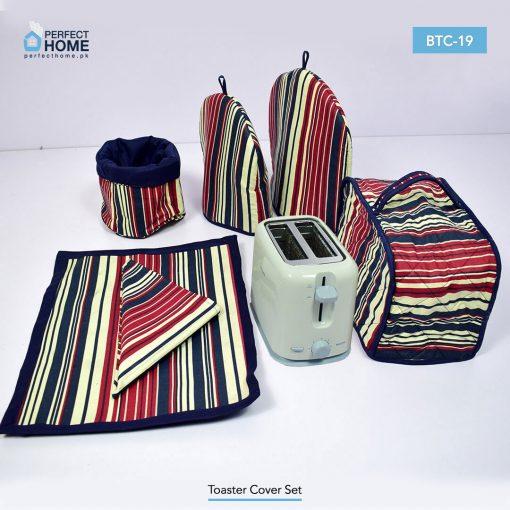 BTC-19 toaster cover set