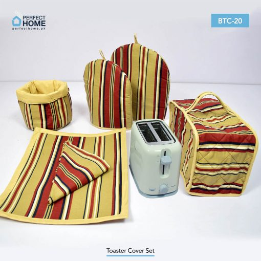 BTC-20 toaster cover set