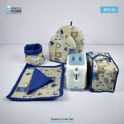 BTC-25 toaster cover set