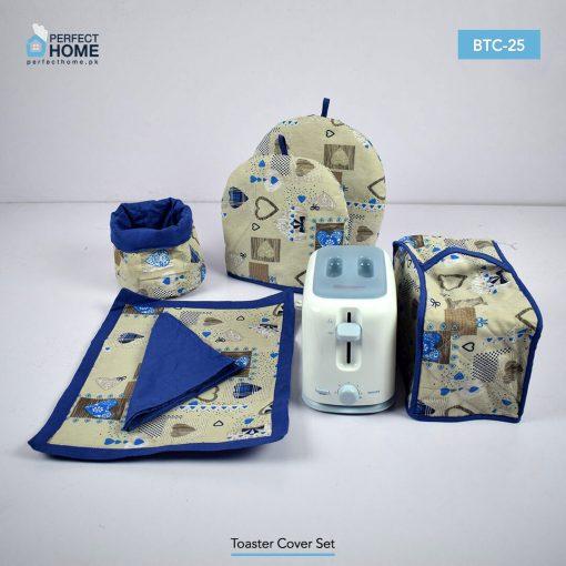 BTC-25 toaster cover set