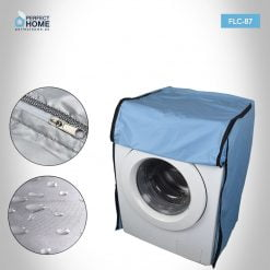 FLC-87 front load washing machine cover closed