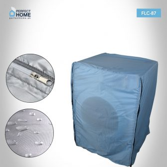 FLC-87 front load washing machine cover