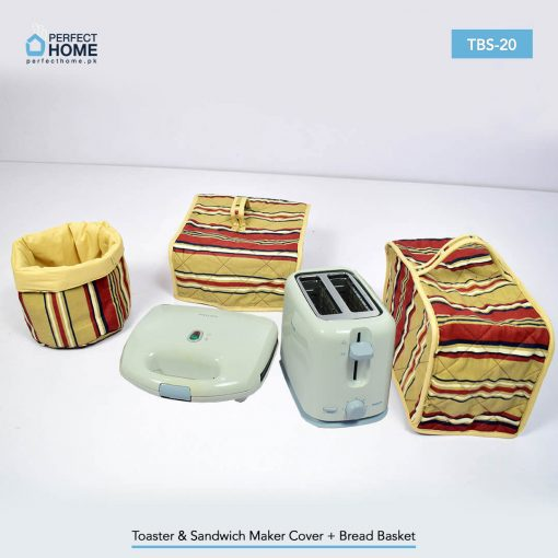 TBS-20 toaster sandwich maker cover bread basket