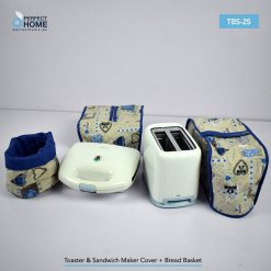 TBS-25 toaster sandwich maker cover bread basket
