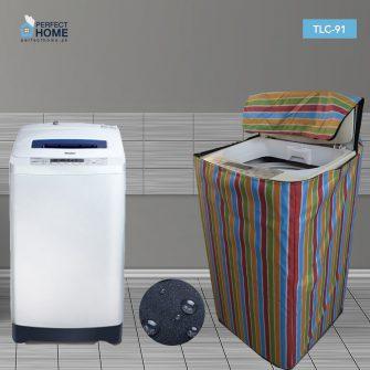TLC-91 top load washing machine cover