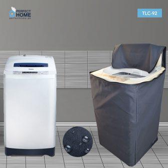 TLC-92 top load washing machine cover