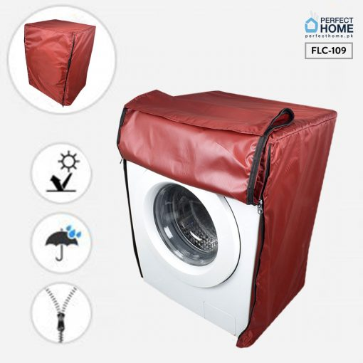 Washing machine cover front load waterproof FLC-109
