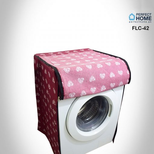 Washing machine cover front load waterproof FLC-42