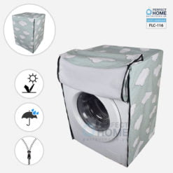 FLC-116 front load washing machine cover