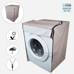 FLC-126 washing machine cover for front load