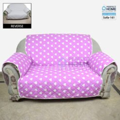 Sofa-161 pink sofa coat or couch cover