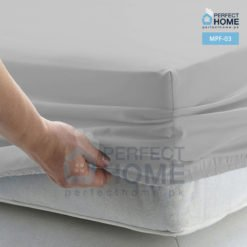 mpf-03 grey mattress protector fitted 4