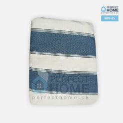 mpf-bs Blue striped mattress protector fitted1